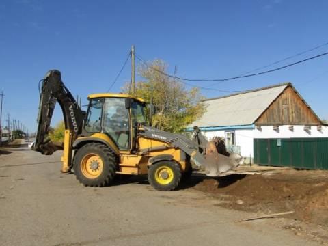 В Кизильском районе завершается очередной этап газификации