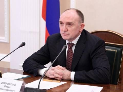Борис Дубровский подал в отставку