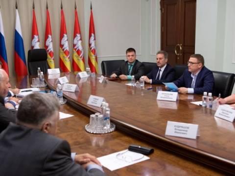 Алексей Текслер обсудил с экспертами перспективы социально-экономического развития Челябинской области