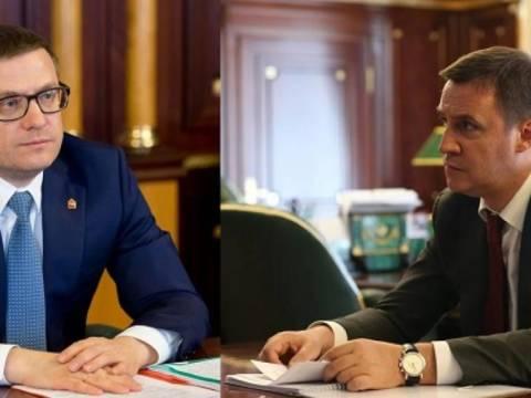 Дмитрий Патрушев и Алексей Текслер обсудили развитие южноуральского агропрома