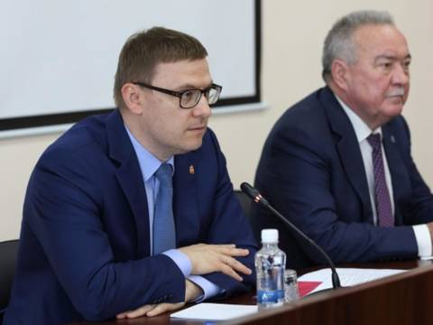 Алексей Текслер: 100 дней работы в регионе