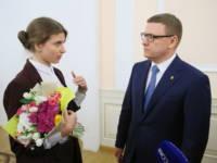 Алексей Текслер: «Гордимся нашими школьниками»