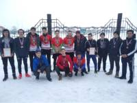 Зима спортивная