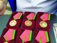 Медаль – лишь малая награда