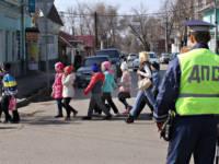 Госавтоинспекция проводит «Неделю безопасности»