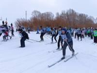 На лыжах – больше двухсот человек