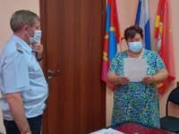 В Отделе МВД состоялась церемония принесения Присяги гражданина Российской Федерации