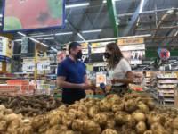 Снизить цены на сезонные продукты