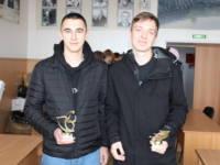 Лучшими стали Степан и Дмитрий